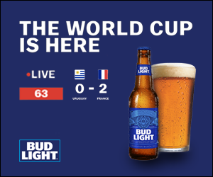 Bud Light – Fifa World Cup