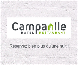 CAMPANILE – LOUVRES HOTEL GROUP