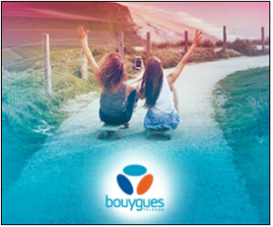 Bouygues Telecom –  regional campaign