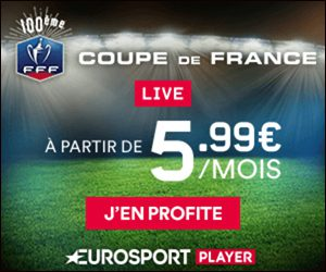 Eurosport –French Football Cup