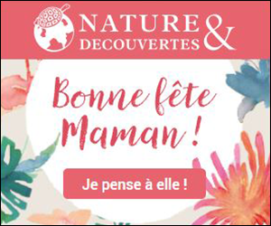 Nature et Découvertes – Mother and Father's day
