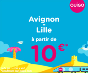 Ouigo – Summer sales